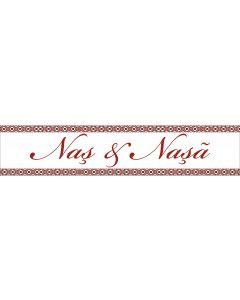 Numar masina Nas si Nasa, cod NM19