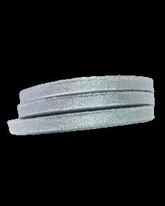 Panglica argintie 1 cm, cod PA12