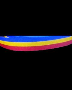 Panglica tricolor 4 cm, cod PA21