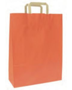 Capac prefiletat din plastic 28 mm, portocaliu, cod DC01 portocaliu