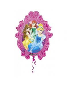 Balon folie Printesele Disney, cod 27149