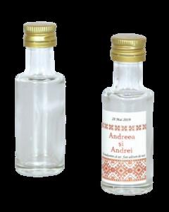 Sticla 20 ml Dorica, cod ST009