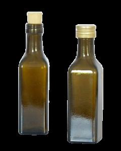 Sticla 100 ml D24 Olive, cod ST109