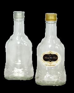 Sticla 500 ml Paun, cod ST375