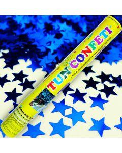 Tun confetti cu stelute albastre, cod 8240.BS