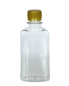Sticla plastic 200 ml Plata, cod STP001