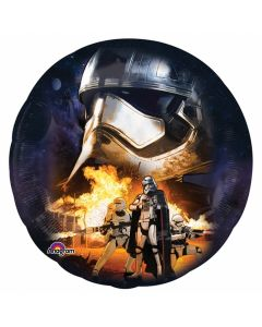 Balon folie Star Wars The Force Awakens The Dark Side, cod 3162301
