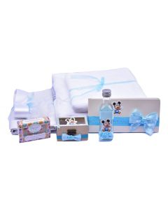 Trusou botez tematic Mickey Mouse, cod T03