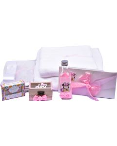 Trusou botez tematic Minnie Mouse, cod T04