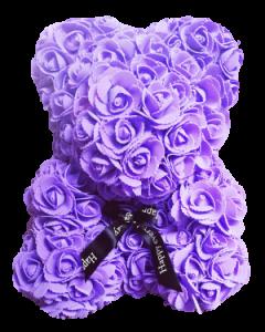 Ursulet din Trandafiri 40 cm, cod UTR08