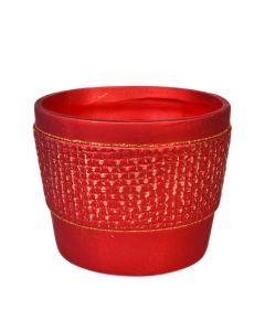 Vas ceramic 12*10 cm, cod C1525403
