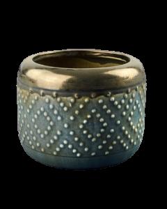 Vas ceramic 19*14 cm, cod 44.013.19