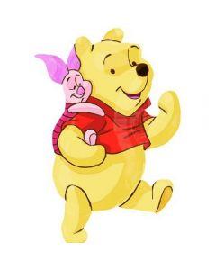 Balon folie Winnie the Pooh, cod 22924